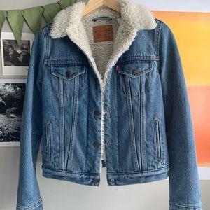 Levis Wool-Lined Jacket